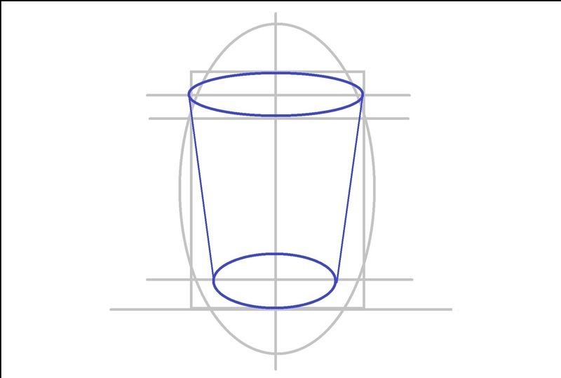 黒川流コップの形の取り方7
