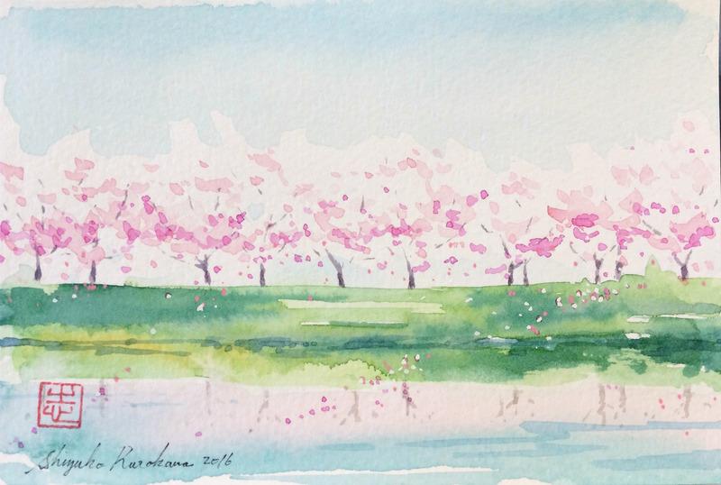 年度末☆年度初め忙しくしておりますが(汗)桜も見ごろに!