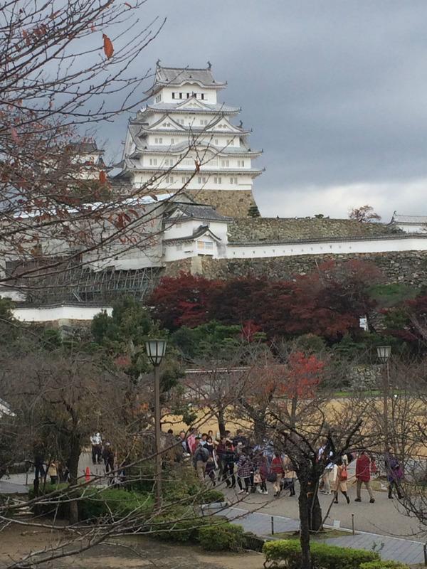 2016年の話題ですが(汗)「姫路城・富久錦酒造スケッチバスツアー」のご報告