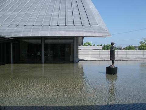 滋賀県は 守山市 「佐川美術館」に行って来ました♪