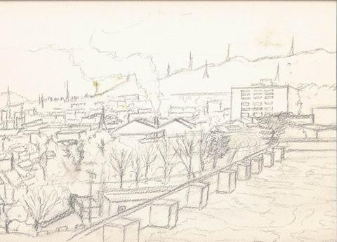 「いきいき水彩画 №12」でカクロクさんの記事発見!!