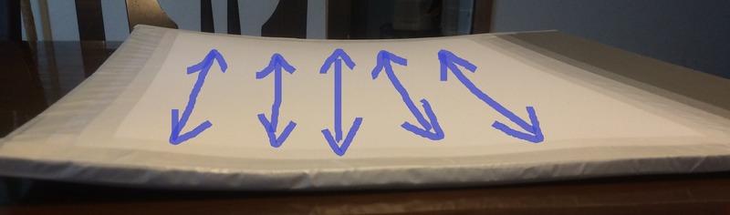 プラダン画板 修正プログラム(;´Д`A ```