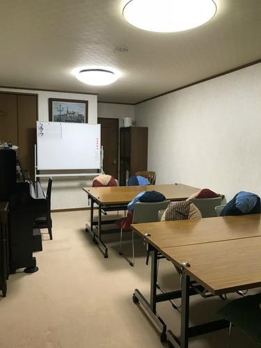 伏見教室は5月から1階に移動しました☆