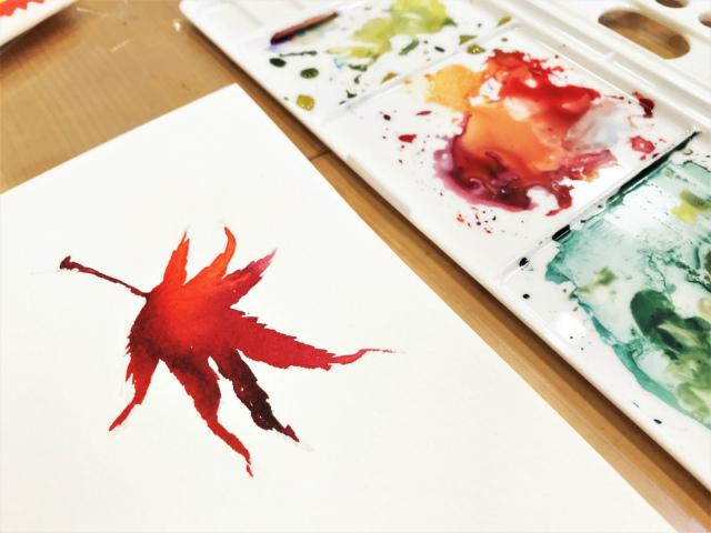 くろかわ透明水彩画教室 今月は「遠近感」月間!♪ 他アート情報