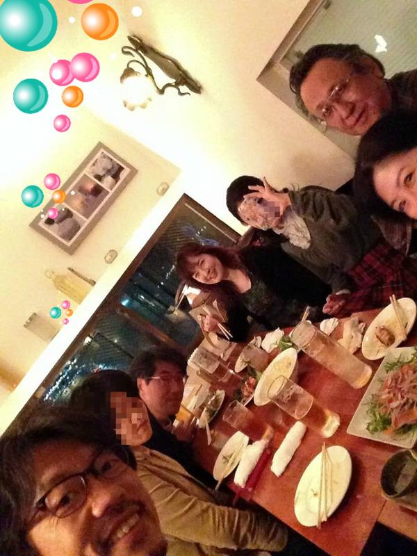 """横浜・東京 女一人旅ヾ(*´ー`)ノ""""中華街界隈・水彩画家さん達との夕食会"""""""