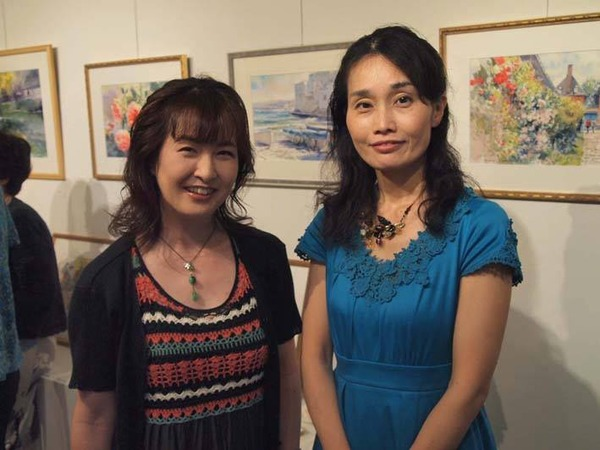 23徳田さん展覧会レポート1