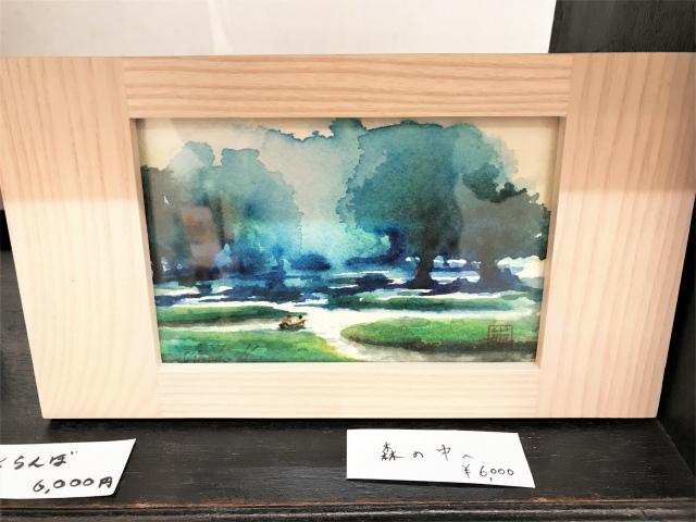 黒川しづこ個展in祇園四条 最終日!「ご来場ありがとうございました!」