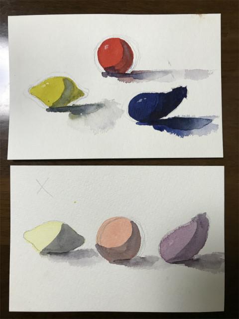 今月はバルール月間/画材「呉竹白筆ペン」&「ぺんてる墨液筆ペン」GET