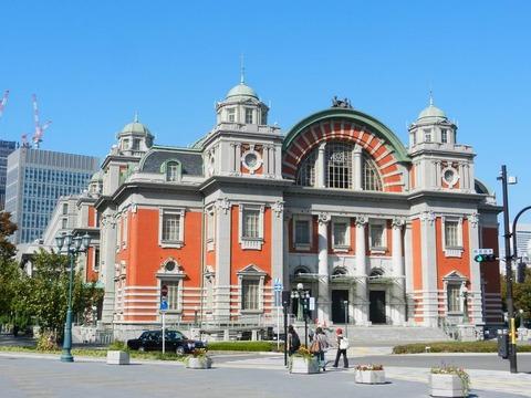 大阪のスケッチのメッカ「中央公会堂」に行ってきました♪ & mixiページ作りました♪