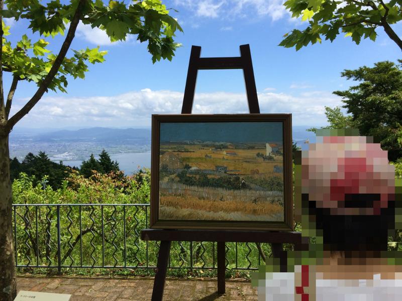 展覧会に向けての雑務も少し残っているけど・・・比叡山へドライブ☆