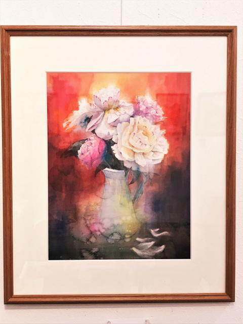 """アートエッセイ「趣味の絵の""""ねじれ現象""""」&祇園四条個展振り返り①"""
