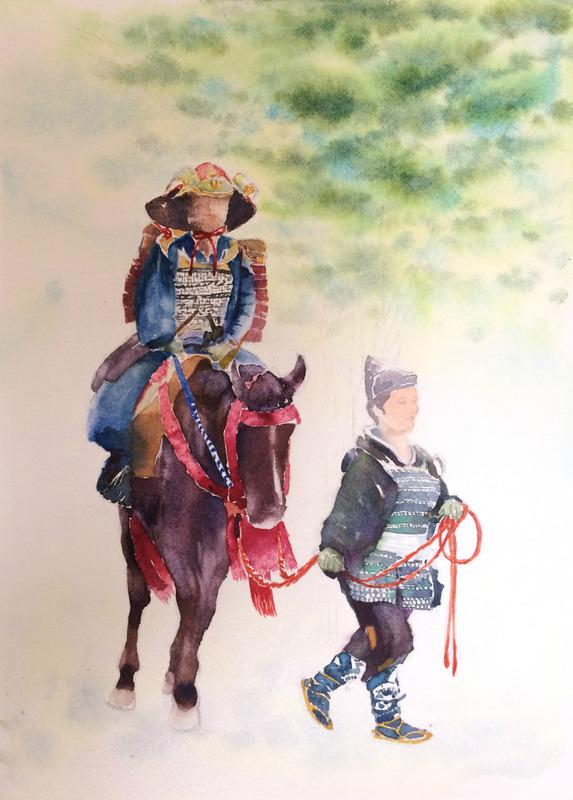 アートエッセイ「嫌われる勇気」と「水彩画教室」その2