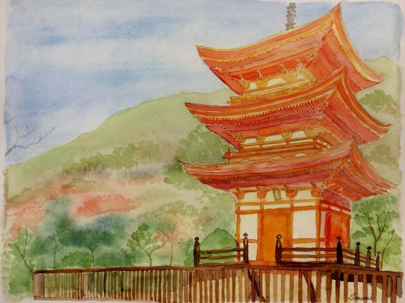 15MrsG watercolor