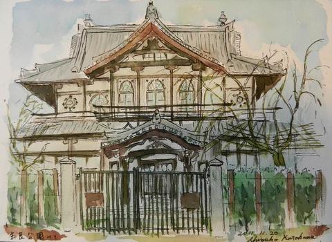 ホルベインエンジョイペインティングin奈良公園♪ 皇太子様と二度も遭遇&奈良県立美術館無料開放のオマケ付き♪
