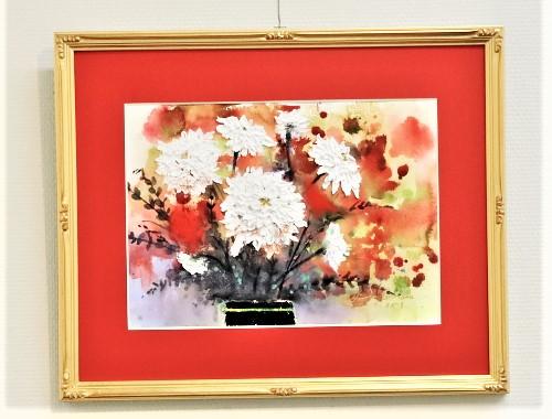 2019.04黒川しづこ透明水彩画作品 (23)