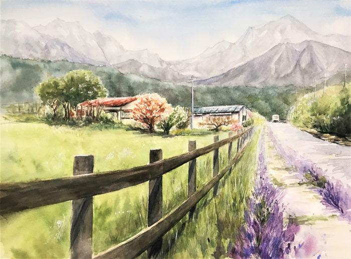 アートエッセイ「好きなモノを自由気ままに楽しく描く生活3」