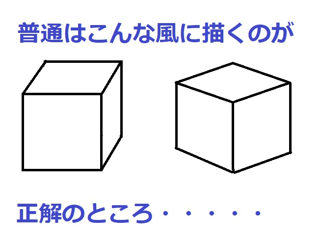 立方体30年越しの正解