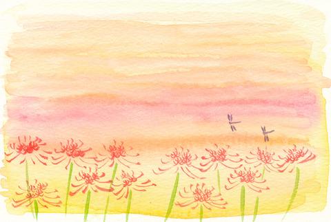秋ですね♪ くどうさとしさんのポストカード & 展覧会「あの街、この空」が芦屋市で始まります。