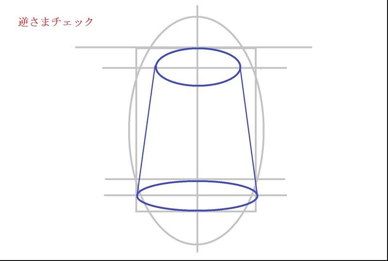 黒川流コップの形の取り方9