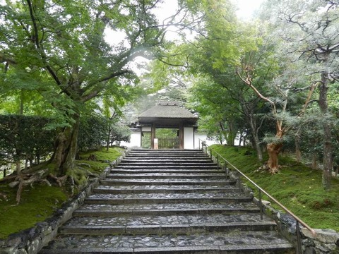 京都は安楽寺にてカクロクさんと再会♪ カクロク2号さんの営業力に感服の巻