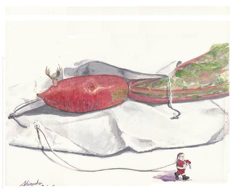 メリークリスマス☆5年前のシュールなクリスマス作品