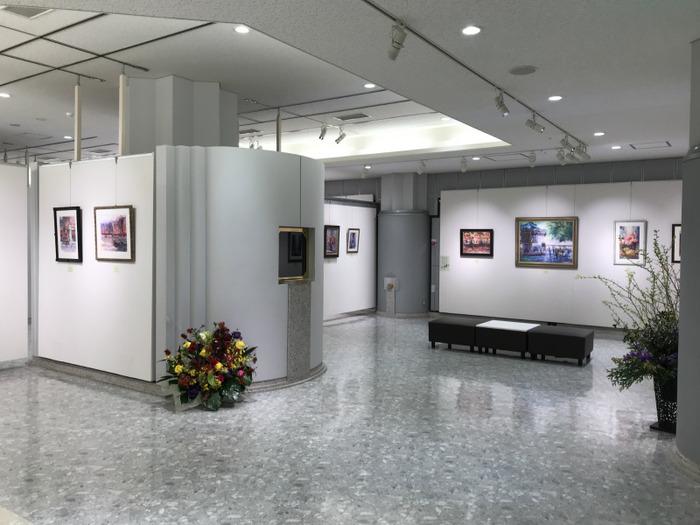 村田旭さんの個展と教室展に行ってきました!(東京:前編)