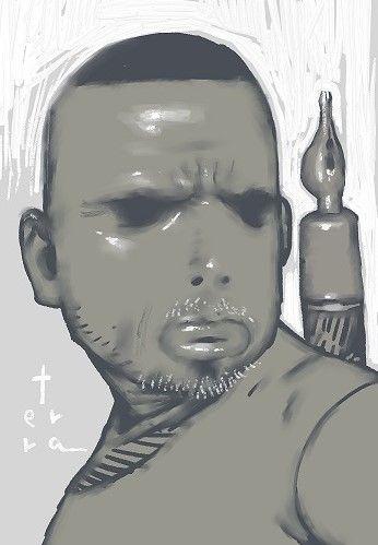 寺田克也氏