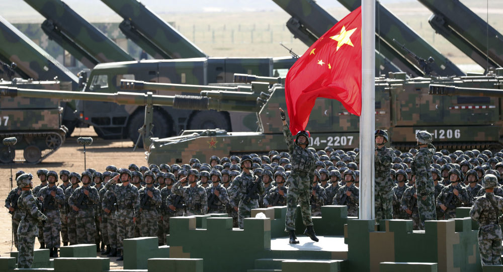 ニュー速2ch【悲報】中国さん、軍事力めっちゃ強くなってたwwwwコメントコメントする
