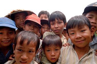 Vietnamese kids 1