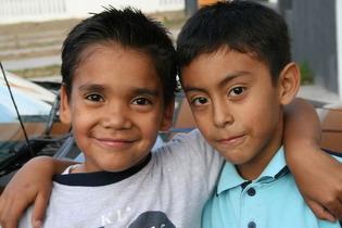 Hispanic Kid 2