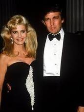 Trump & Ivana 2