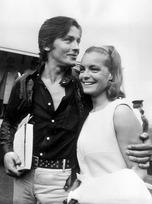 Alain Delon & Romi Schneider 1