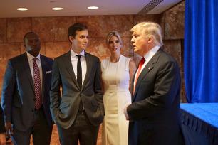 Jared Kushner & Trump 3