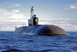 Borei class submarines 2