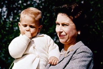 Queen Elizabeth & Edward 3