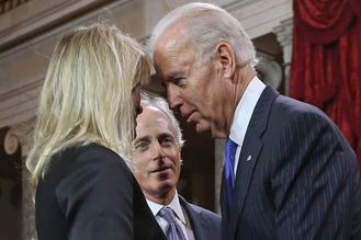 Joe Biden & Elizabeth Corker 1