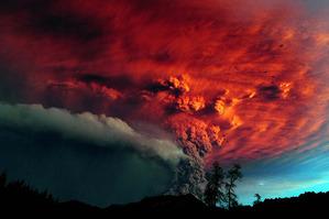 Volcano Eruption 3