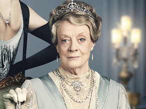 Maggie Smith in Downton Abbey 1