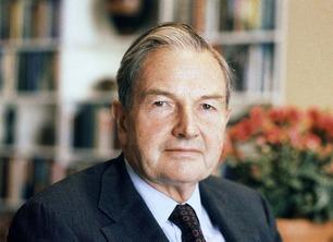 David Rockefeller 1981