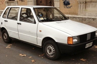 James Andanson Fiat Uno