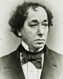 Benjamin Disraeli 1