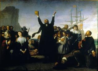 American puritans 1