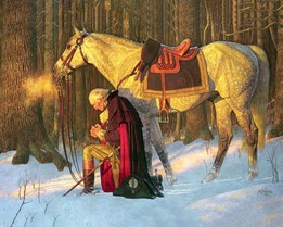 George Washington at Valley Forge 11