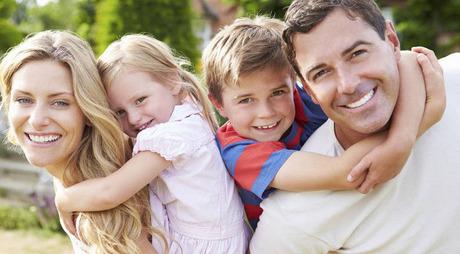 white american family 1