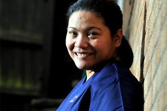 filipino nurse in Wales