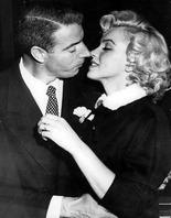 Marilyn & Joe DiMagio