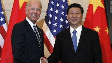 Joe Biden & Xi Jinping 1