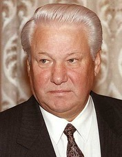 Boris Yeltsin 1