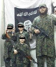 Khaled Sharrouf Children