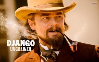 Leonard DiCaprio Django